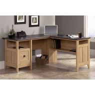 Portal L Shaped Workstation
