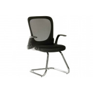 Patch Mesh Back Visitor Chair