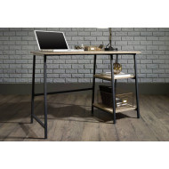 Annex Industrial Bench Desk (Charter Oak)