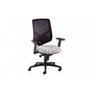 Comet High Mesh Back Operator Chair With 3D Arms
