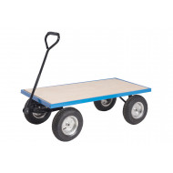 General Purpose Platform Truck With Plywood Base (400kg Capacity)