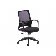 Mullen Mesh Back Operator Chair