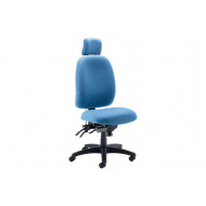 Iton High Back Posture Chair With Headrest