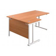 Progress II Left Hand Ergonomic Desk
