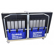 Large Storage Trolley For Gopak Ultralight Staging