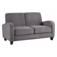 Donovan Fabric Sofa Bed (Dusk Grey Chenille)