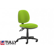 Tully Medium Back Operator Chair (No Arms)