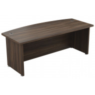 Viceroy Executive Bow Fronted Desk