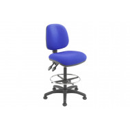 Herriot Medium Back Draughtsman Chair