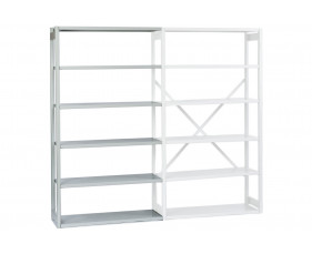Bisley Economy Shelving Extension Frame