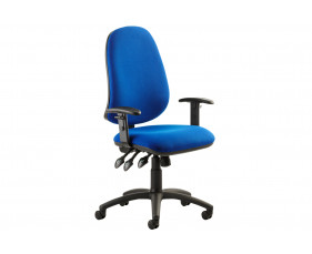 Haze 3 Lever Operator Chair With Adjustable Arms