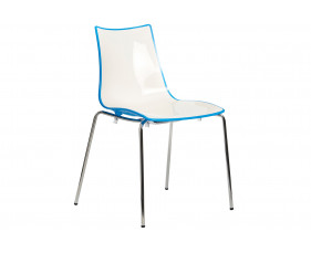 Flame Bistro Side Chair