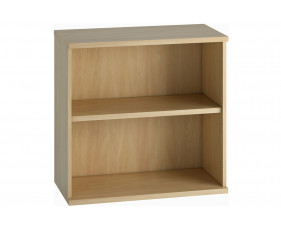 Lozano 1 Shelf Bookcase (Oak)
