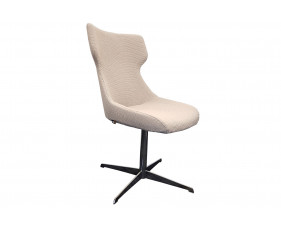 Fleur Lounge Chair With Swivel Frame