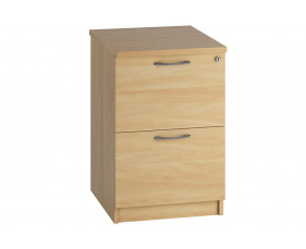 Lozano 2 Drawer Filing Cabinet (Oak)