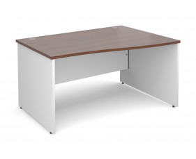 Next-Day Duo Right Hand Wave Desk