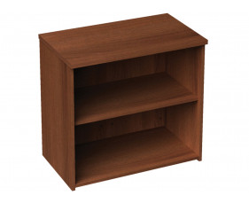 Next-Day Duo Desk High Bookcase