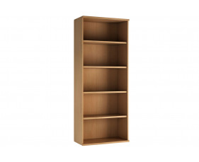 Lozano 4 Shelf Bookcase (Beech)