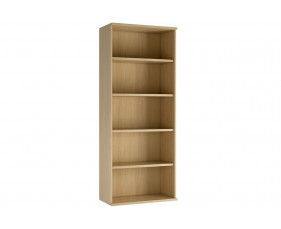 Lozano 4 Shelf Bookcase (Oak)