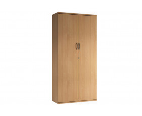 Lozano 4 Shelf Cupboard (Beech)