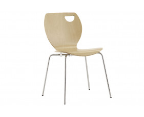 Pack Of 4 Crapo Bistro Chairs