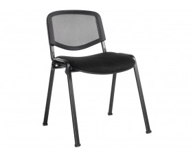 Pack Of 4 Mesh Back Conference Chairs