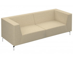 Plato Low Three Seater Sofa