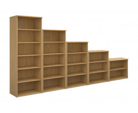 All Oak Bookcase