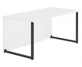 Delgado Hooped Leg Rectangular Desk