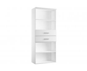 Illusion combination cupboard type 1 white gloss
