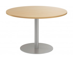 Lozano Circular Meeting Table (Beech)