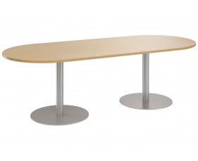 Camino D End Meeting Table (Beech)