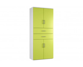 Solero Cupboard Combination 6 (Green)