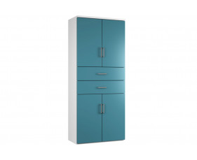 Campos Cupboard Combination 6 (Light Blue)