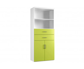 Solero Cupboard Combination 3 (Green)