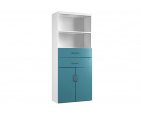 Campos Cupboard Combination 3 (Light Blue)