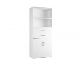 Campos Cupboard Combination 3 (White)