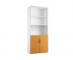 Next-Day Solero Combination Cupboard Type 2 Orange