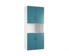 Campos Cupboard Combination 5 (Light Blue)