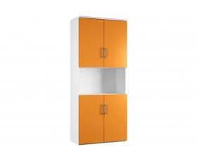 Next-Day Solero Cupboard Combination 5 (Orange)
