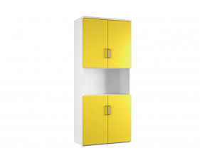 Solero Cupboard Combination 5 (Yellow)