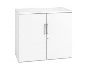 Campos 1 Shelf Cupboard (White)
