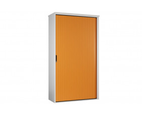 Campos Tall Tambour Unit (Orange)