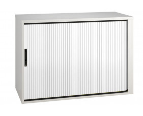 Campos Low Tambour Unit (White)