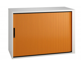 Solero Low Tambour Unit (Orange)