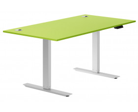 Solero Sit & Stand Desk (Green)