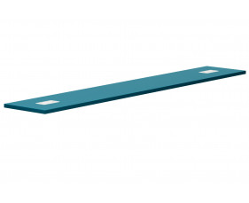 Campos Meeting Table Cable Management Inlay (Light Blue)