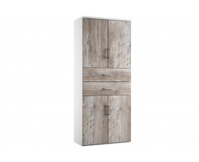 Delgado Cupboard Combination 6 (Platinum Oak)