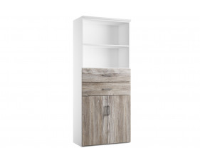 Delgado Cupboard Combination 3 (Platinum Oak)