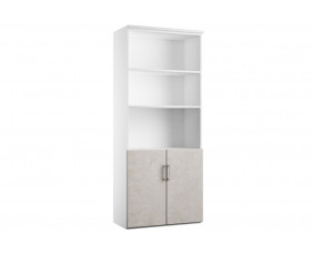 Delgado Cupboard Combination 2 (Concrete)